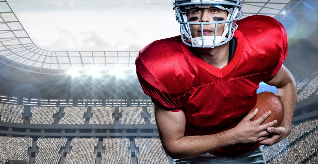 Jobs In Sports football player