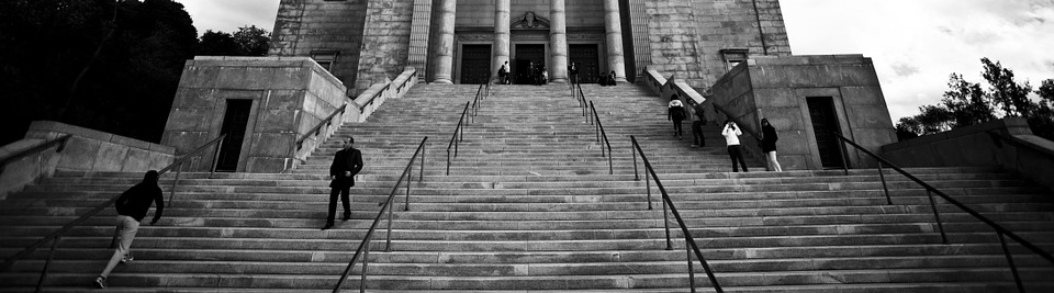 Steps in Montreal