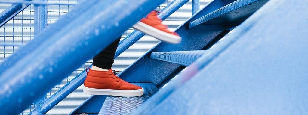 climbing-steps
