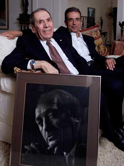 Al and David Green