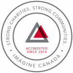 Imagine Canada Accredited Since 2014