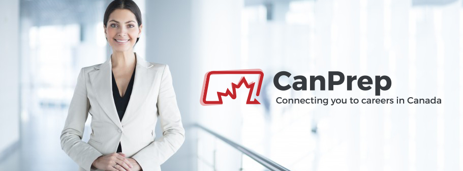 CanPrep Confident Business Woman