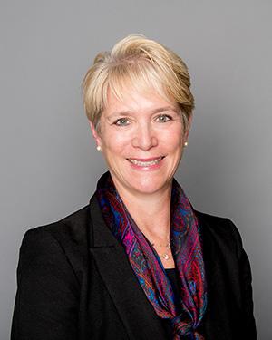 Portrait of Fiona Orr