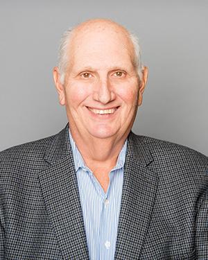 Portrait of Marvin Zweig