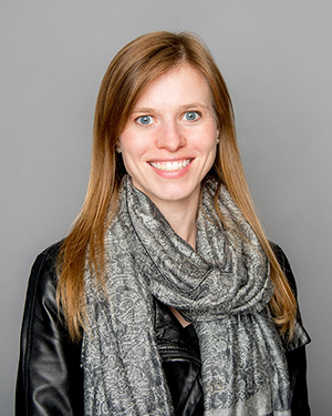 Portrait of Erin Payne