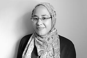 Portrait of Yasmin