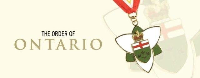 Order of Ontario Medal