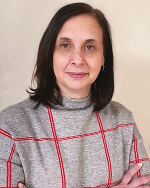 Portrait of Janet Schoel